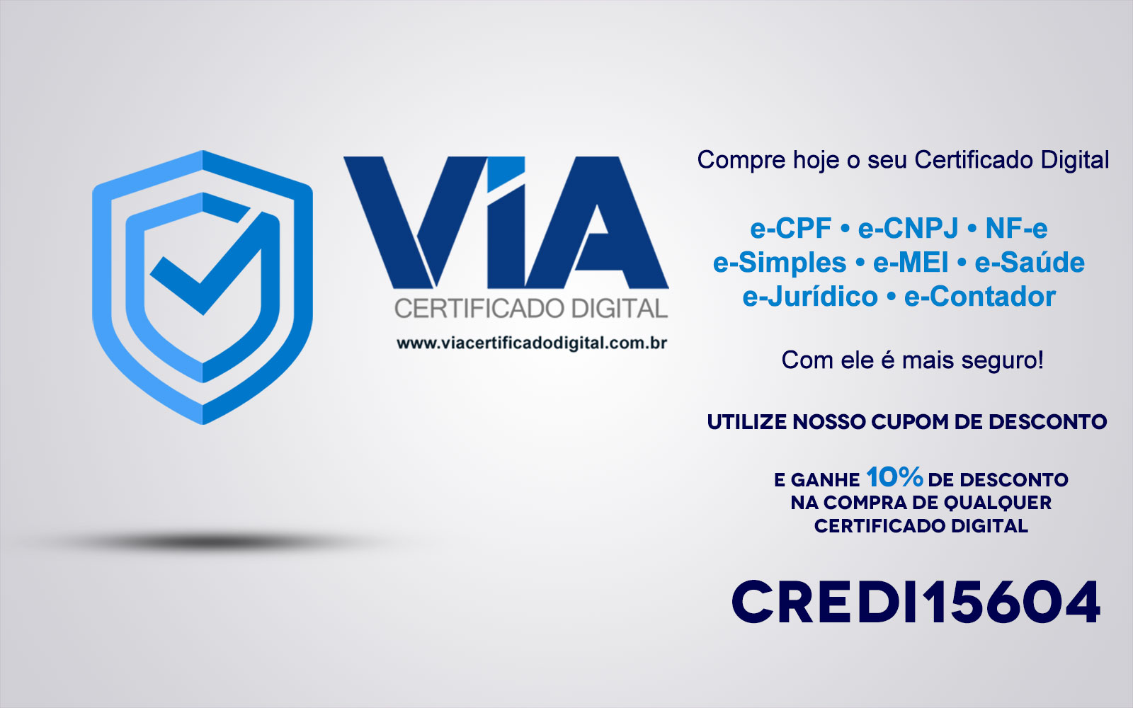 Blog Via Certificado Digital